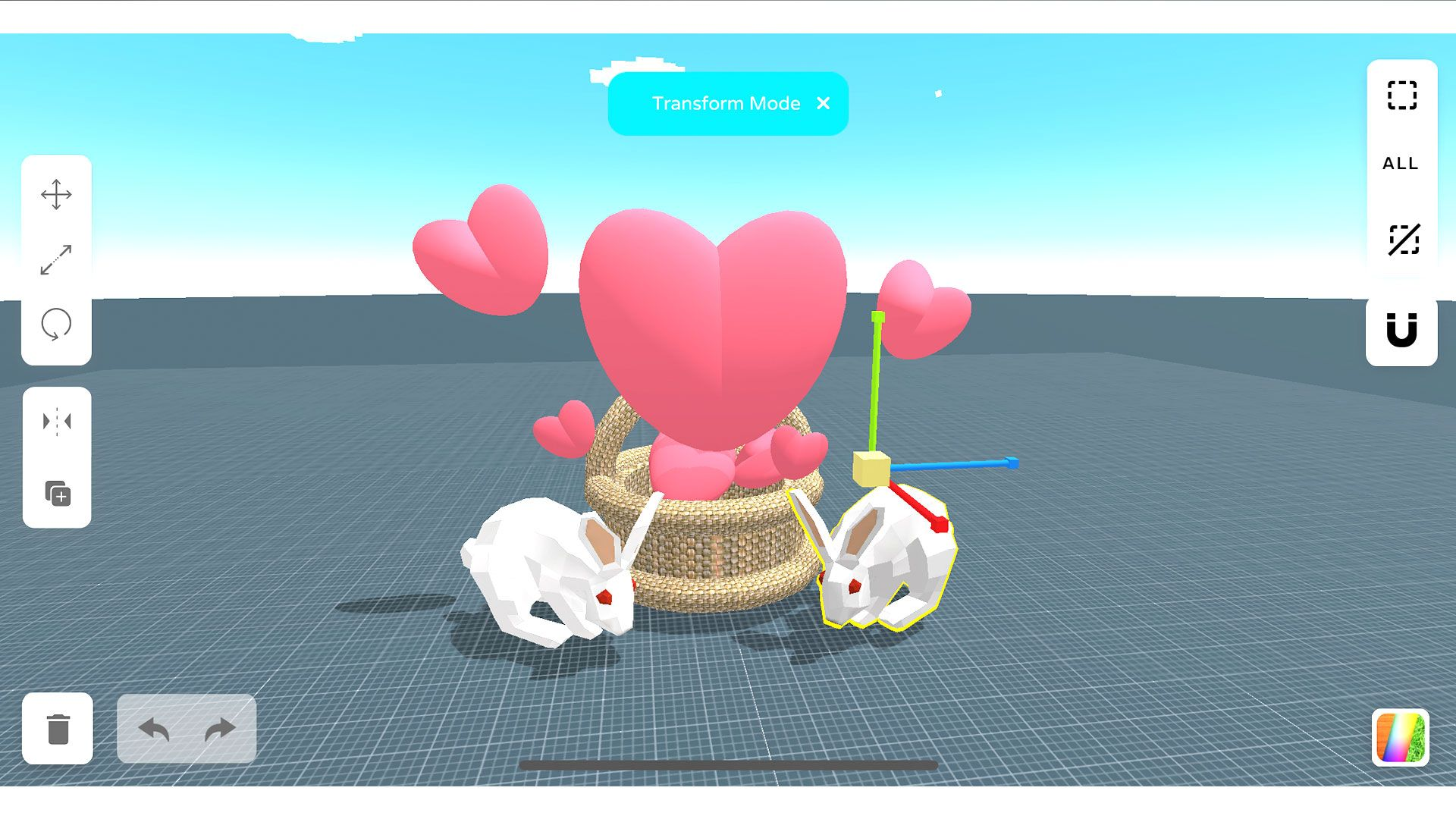 How to create augmented reality greeting card