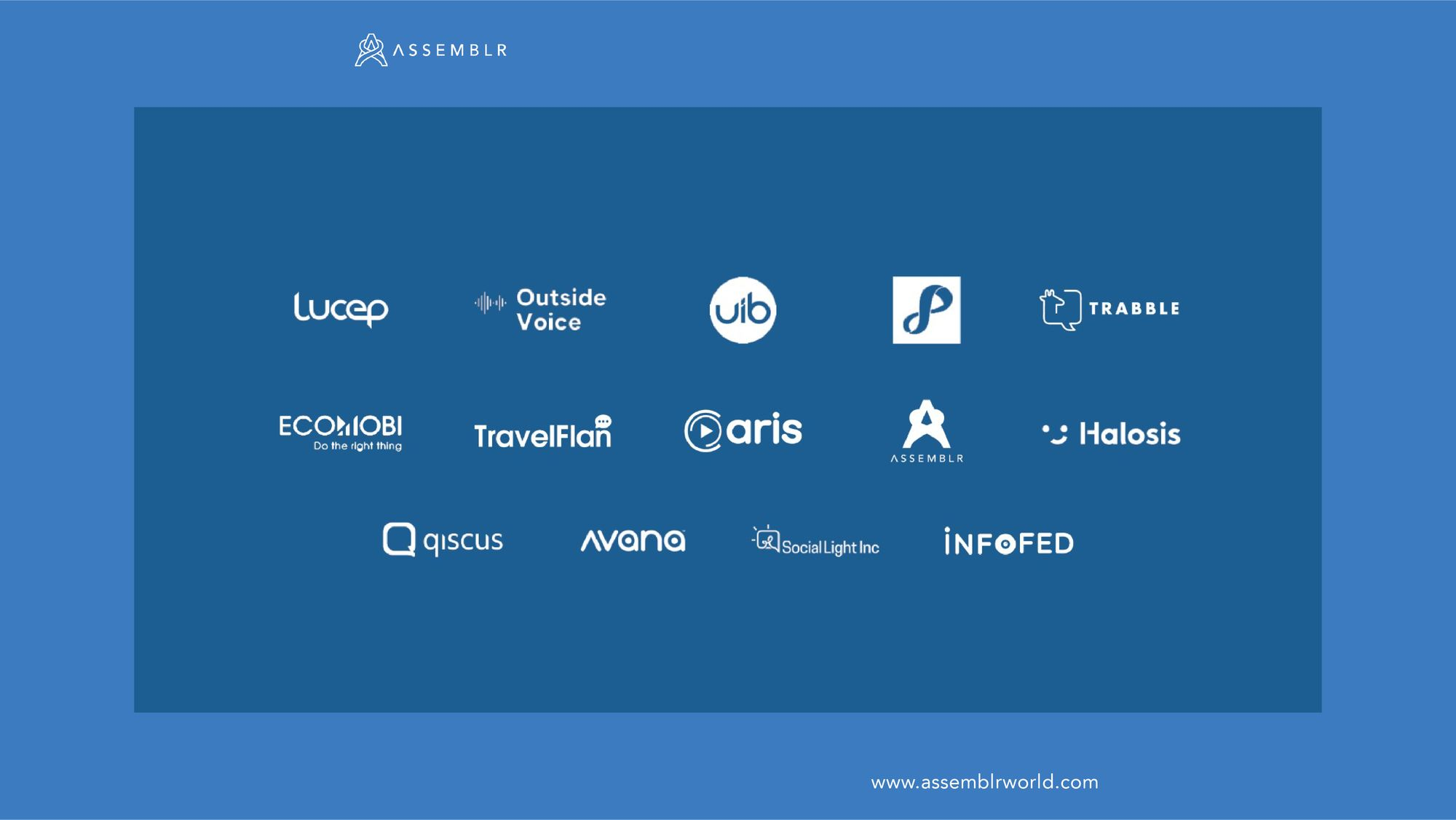 The 14 startups selected for Facebook Accelerator Singapore batch 2