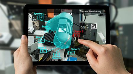 Augmented reality for facility management in the healthcare industry