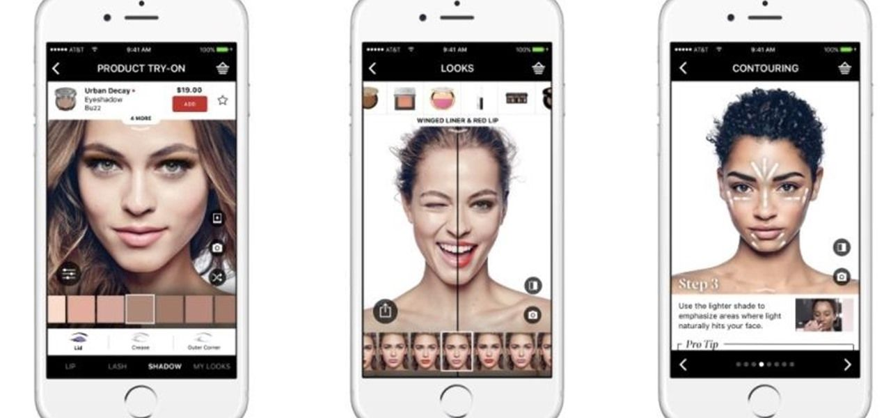 Sephora app allows you to try virtual makeup, powered with augmented reality